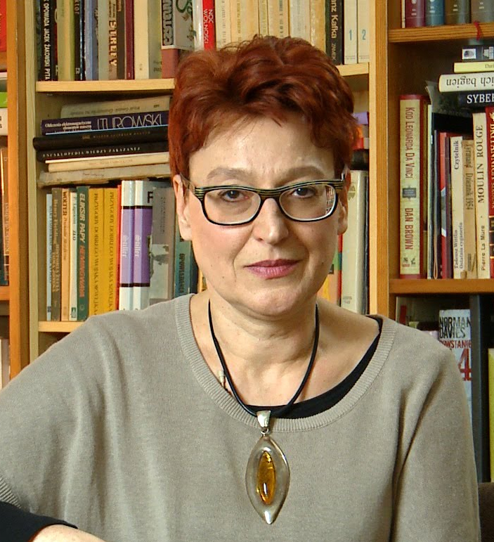 Dorota Combrzyńska – Nogala
